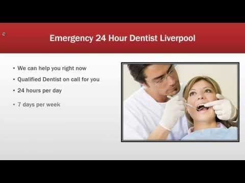 Emergency 24 Hour Dentist Liverpool