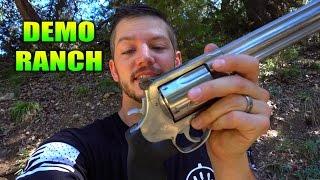 How Far Will Recoil Throw a Gun if You Aren