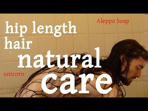 Aleppo Soap for Hair • No-Poo Variation • Natural Care • Soft Spoken Male ASMR