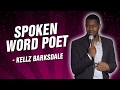 Kellz Barksdale: Spoken Word Poet (Stand Up Comedy) mp3