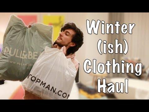 Winter Clothing Haul