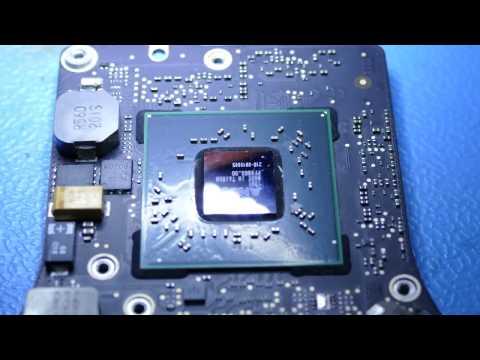 MacBook Pro A1286 820-2915-B GPU replacement