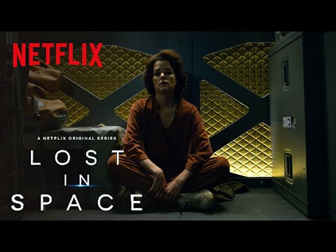 Lost in Space | Meet Dr. Smith [HD] | Netflix