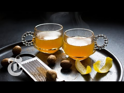 Hot Rum Punch | Melissa Clark Recipes | The New York Times