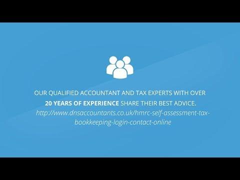 Online HMRC Self Assessment Login: Tax & Bookkeeping