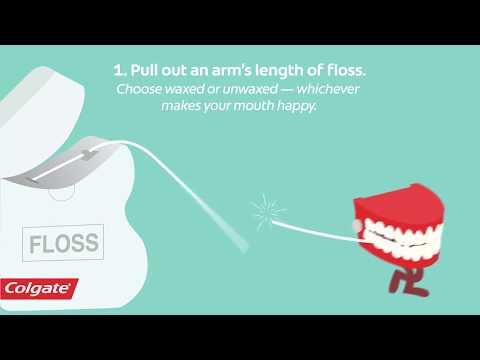 How to Floss Your Teeth? - Dr. Sarabjeet Singh   Chandigarh Orthodontics
