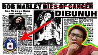 KONSPIRASI KEMATIAN BOB MARLEY #konspirasi #BobMarley #KingOfReggae