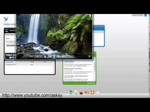 How to convert videos to MP4 online - Tutorial Video
