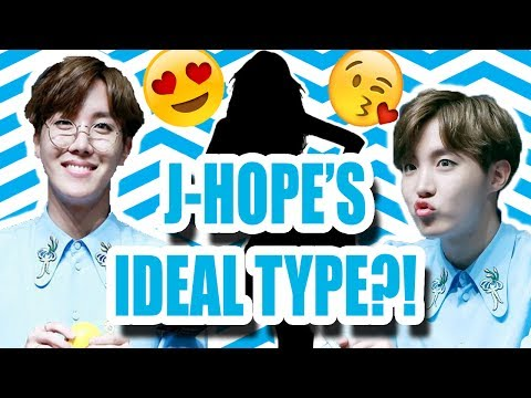 BTS HOSEOK IDEAL TYPE OF GIRL (skinship,sexy info,Ideal date, and more!)