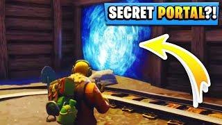 8 SECRET New Map Locations & Chest Spots in Fortnite: Battle Royale