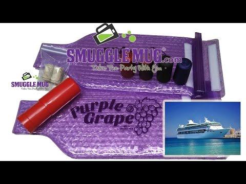Smuggle Mug's Best Way to Smuggle Alcohol on a Cruise!