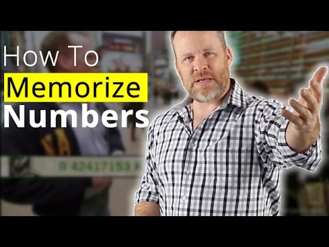 How to Memorize Numbers - Nat Geo Brain Games Memory