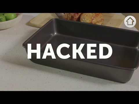 DIY Hacks - Cleaning a Burnt Tray