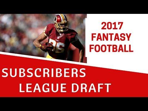 BDGE Subscribers League Yahoo Draft