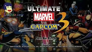 รีวิวเกมส์ Ultimate Marvel Vs Capcom 3 เกมส์ต่อสู้สุดมันส์  ตัวละครเพียบ