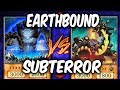 SUBTERRORS vs EARTHBOUND IMMORTALS ( Extremely UNBALANCED Yugioh Duel)