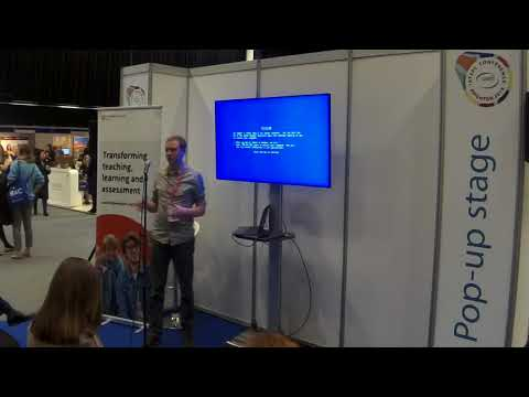 IATEFL 2018: Speaking with robots: Tech for talking