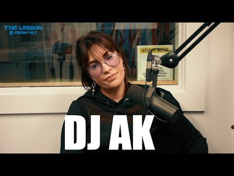 """DJ AK Discusses Coming Up As a Female DJ """"It Wasn't Easy"""""""