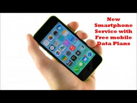 New Cellphone service with Free Data Plans