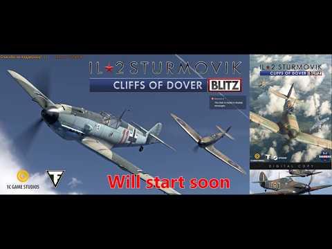 STREAM IL-2 CoD Blitz!/ Познаю ранний Эмиль