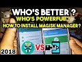 Magisk Manager Vs Xposed Installer🔥+ How To Install Magisk Manager In Any Android