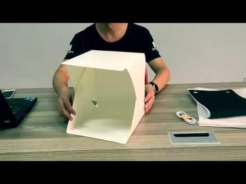 Upslon Mini Portable Photography Studio Light Tent