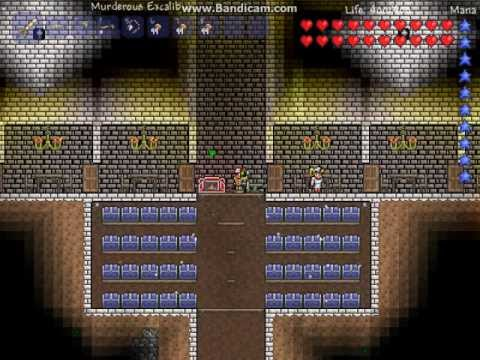 Terraria : How to make the copper armor set