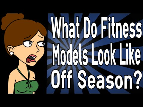 What Do Fitness Models Look Like Off Season?