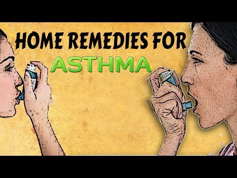 How To Stop An Asthma Attack Naturally | Home Remedies For Asthma In Toddlers