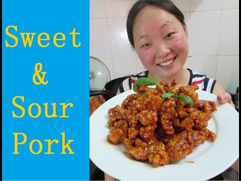 How to Make Sweet and Sour Pork