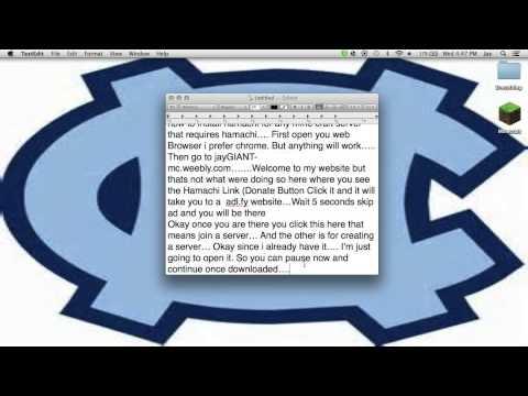 How to Install Hamachi..... {MAC,WINDOWS}