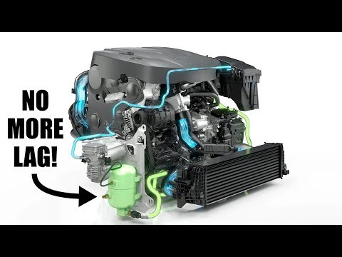 How Volvo Is Eliminating Turbo Lag