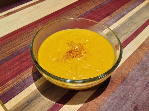 AVK Episode 3 - Vegan Pumpkin Soup