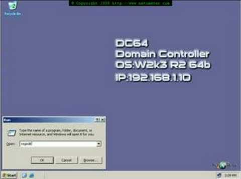 Adding Windows 2008 Domain Controller. Upgrading Active Dire