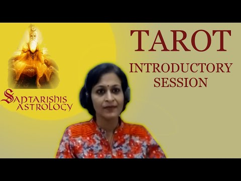 Tarot - Introductory session