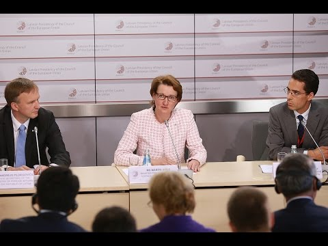 Press conference following the Meeting of EU and Central Asian Ministers for Education, 26 June