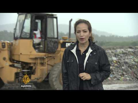 Outrage in Philippines over Canada's rubbish exports