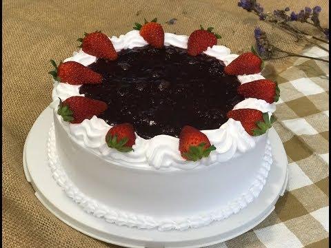 莓果蛋糕 Mixed Berries Cake