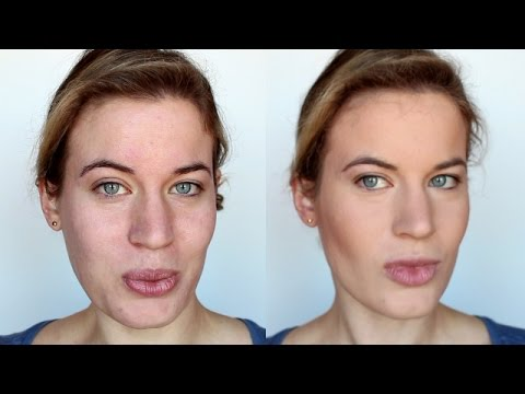How to Apply Foundation, Concealer and Bronzer