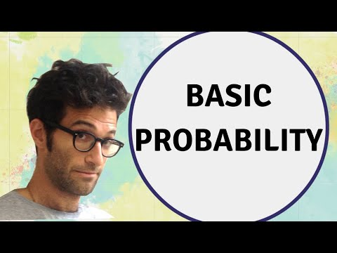 Basic probability: Joint, marginal and conditional probability | Independence