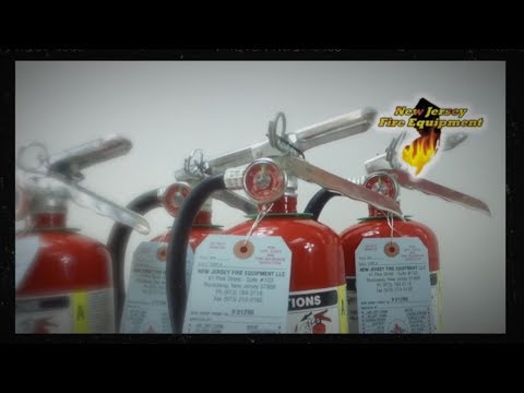Fire Extinguisher Service Montville NJ
