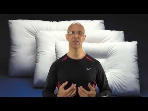Finding the Right Pillow Solution to Sleep On (Neck & Back Pain, Pinched Nerve) - Dr Mandell