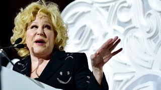 How Bette Midler Turned Hollywood Rejection Into