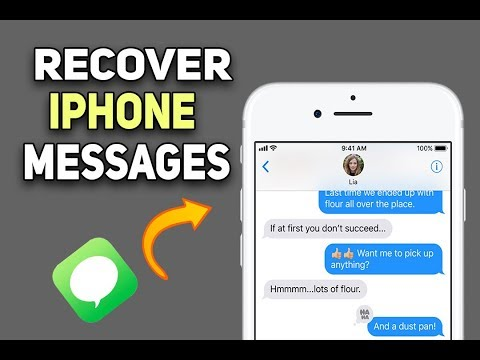 How to Recover Deleted Messages on iPhone (Without Backup)