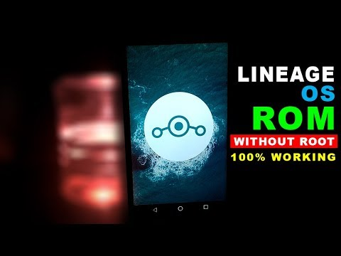 [no root] Install OFFICIAL lineage OS 14.1 (android 7.1.2) in any phone 💯