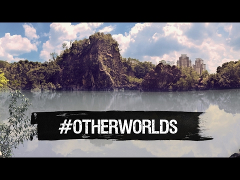 Epic backdrops in Singapore that bring you to #otherworlds