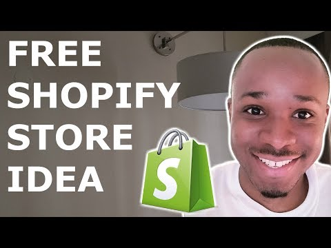Here's a $10,000 per Month Shopify Dropshipping Business Idea
