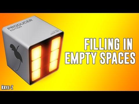 Filling In Empty Spaces - FL Studio 11