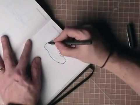 How To Draw SHOES Sketchbook