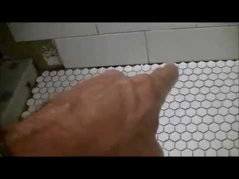 Shower Pan Failure and Rebuild